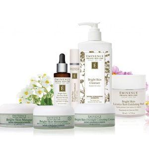 EMINENCE Organic Skin Carr Bundle